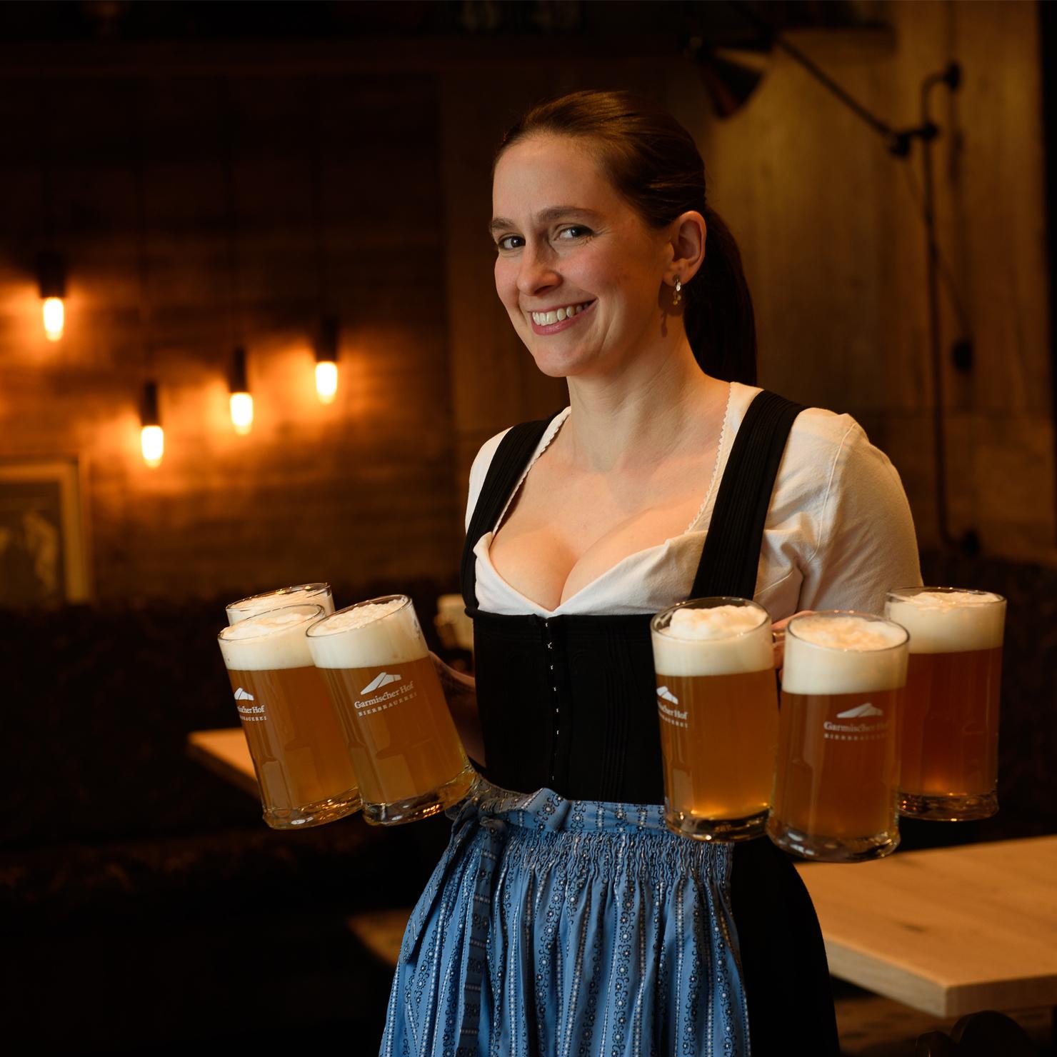 Garmischer Hof Bierbrauerei Sonntags Brunch