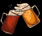 Garmischer Hof Bierbrauerei Zeichnung Bier