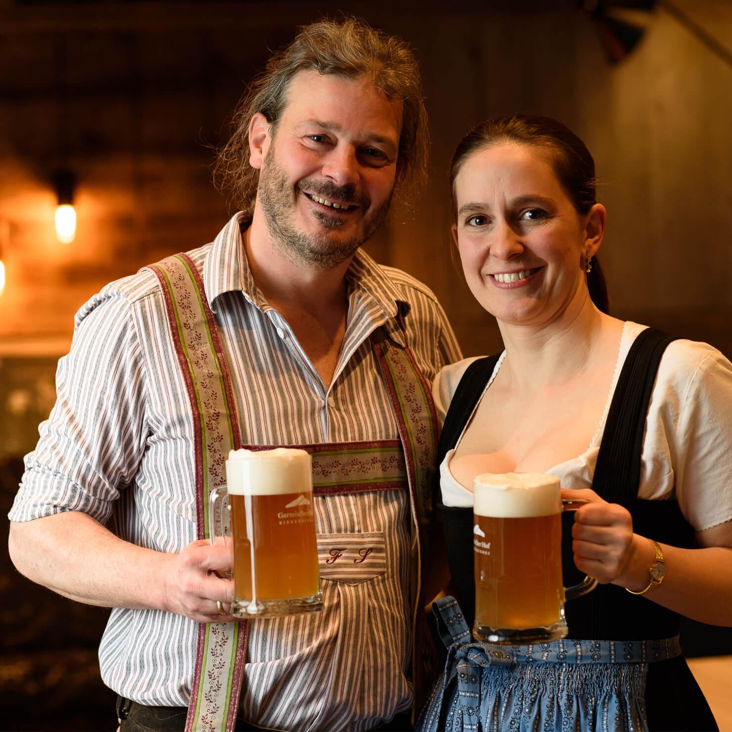 Garmischer Hof Bierbrauerei Gastgeber