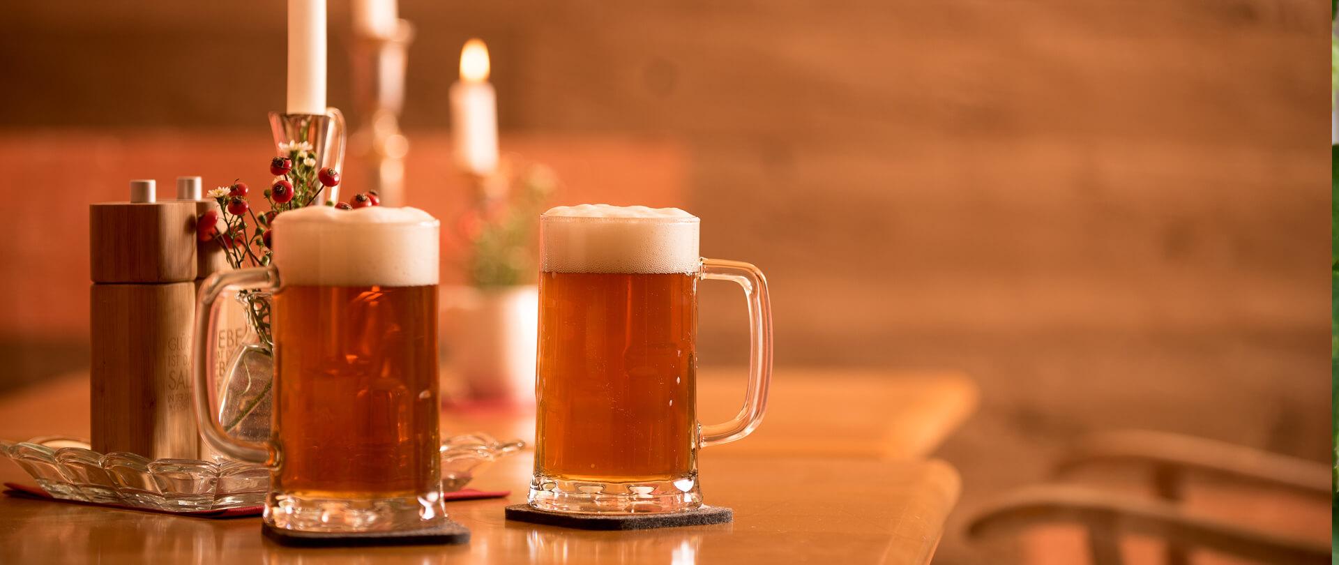 Garmischer Hof Bierbrauerei Local Garmisch Bier